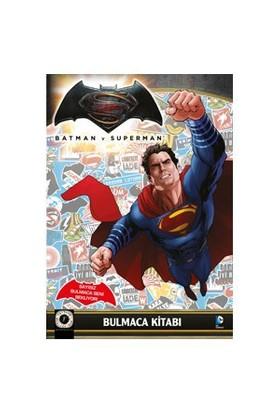 Batman ve Superman Bulmaca Kitabı