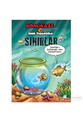 Komikaze 18- Sınırlar - Erdil Yaşaroğlu