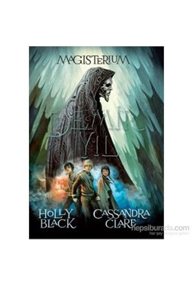 Magisterium Demir Yılı-Holly Black