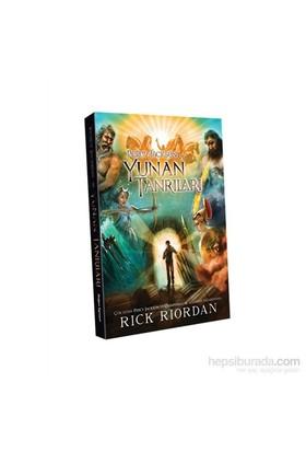 Percy Jackson Ve Yunan Tanrıları - Rick Riordan