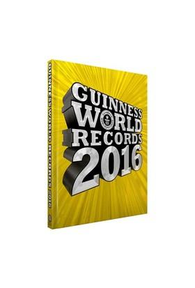 Guinness Dünya Rekorlar Kitabı 2016 (Türkçe)-Kolektif