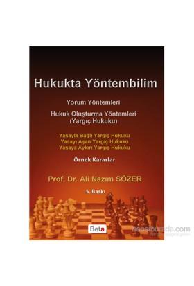 Hukukta Yöntembilim-Ali Nazım Sözer