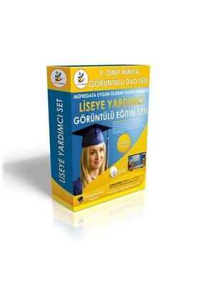 Lise 9. Sınıf Kimya Görüntülü Eğitim Seti 7 DVD + Rehberlik Kitabı Hediye