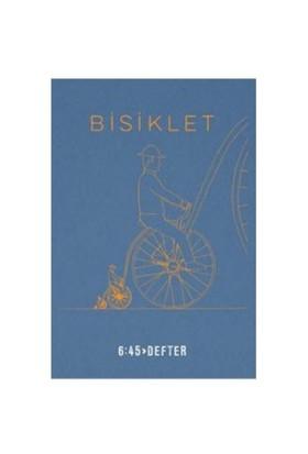 Bisiklet Defteri (Küçük Boy)-Erol Egemen