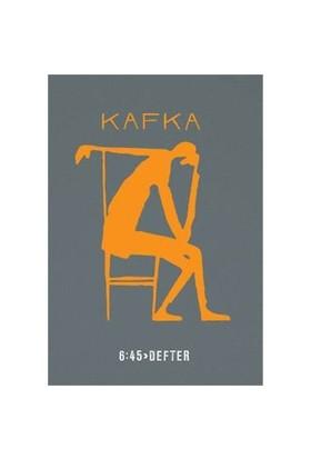 Kafka Defteri (Büyük Boy)-Erol Egemen