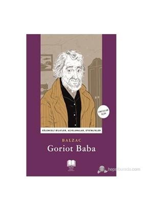 Goriot Baba-Honore De Balzac