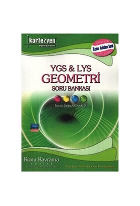 Kartezyen YGS-LYS Geometri Soru Bankası (Konu Kavrama Serisi) - Remzi Şahin Aksankur