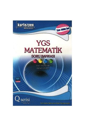 Kartezyen Ygs Matematik Soru Bankası (Q Serisi)-Kolektif