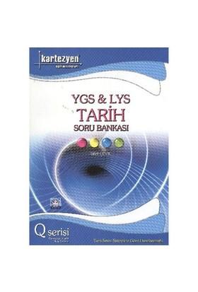 Kartezyen YGS-LYS Tarih Soru Bankası (Q Serisi)