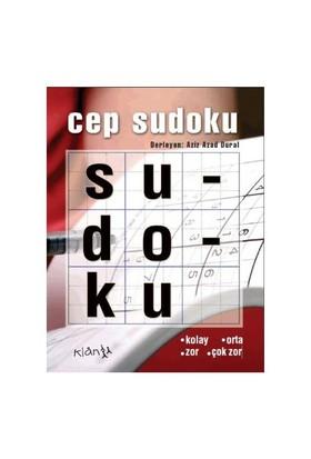 Cep Sudoku (Kolay, Orta, Zor, Çok Zor)-Kolektif