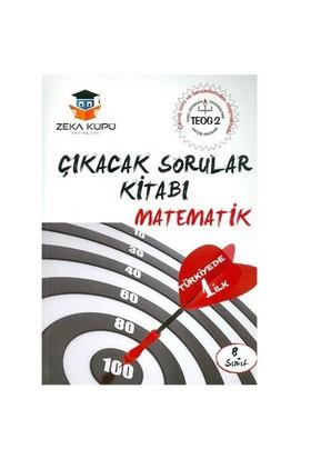 Zeka Küpü Yayınları 8. Sınıf Teog - 2 Matematik Çıkacak Sorular