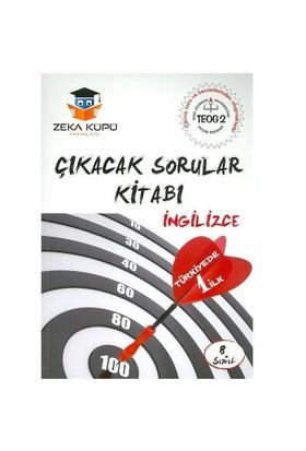 Zeka Küpü Yayınları 8. Sınıf Teog - 2 İngilizce Çıkacak Sorular