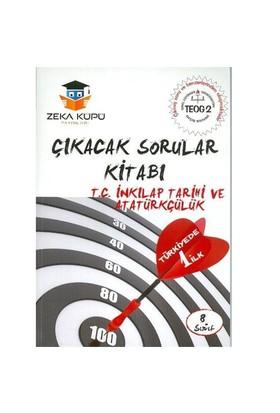 Zeka Küpü Yayınları 8. Sınıf Teog - 2 İnkılap Tarihi Çıkacak Sorular