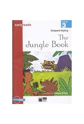 Cideb Yayınları The Jungle Book - Rudyard Kipling / Earlyreads Level 3+ Cd / Black Cat