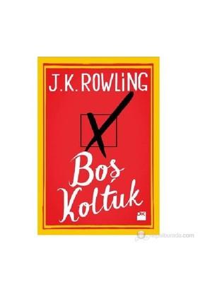 Boş Koltuk (ciltli) - J. K. Rowling
