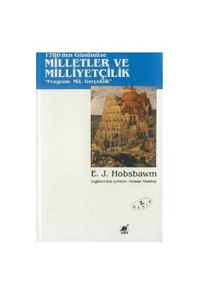 Milletler Ve Milliyetçilik - Eric J. Hobsbawm