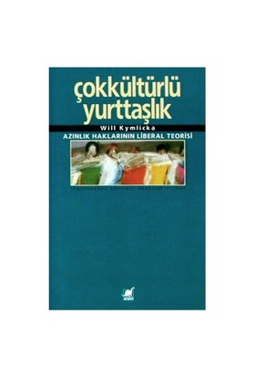 Çokkültürlü Yurttaşlık-Will Kymlicka