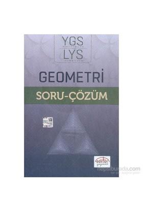 Editör Ygs Lys Geometri Soru-Çözüm-Kolektif