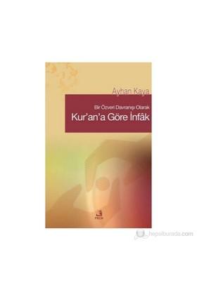 Kur'An'A Göre İnfak-Ayhan Kaya