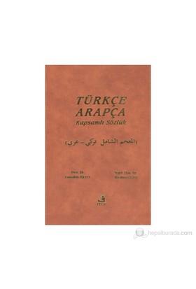 Türkçe Arapça Kapsamlı Sözlük - Emrullah İşler