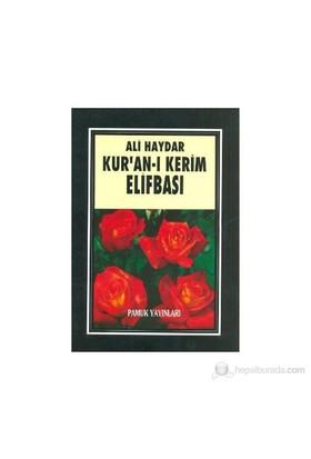 Kur'an-I Kerim Elifbası (Elifba-001)