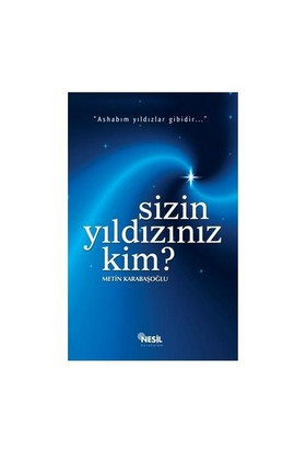 Sizin Yıldızınız Kim? - Metin Karabaşoğlu