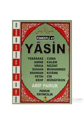 Fihristli 41 Yasin (Yas-111/P13)-Null