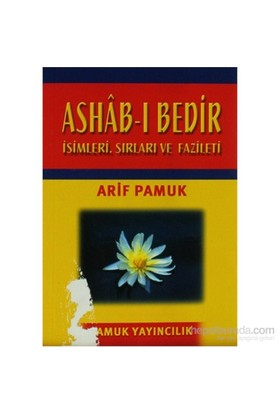 Ashab-I Bedir - Küçük Boy (Dua-014/P8)-Null