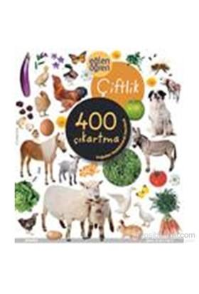 Eğlen Öğren Çiftlik 400 Çıkartma-Kolektif