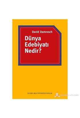 Dünya Edebiyatı Nedir?-David Damrosch