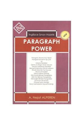 Süre Yayınevi Paragraph Power İngilizce Sınav Hazırlık-A. Nejat Alperen