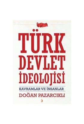 Türk Devlet İdeolojisi-Doğan Pazarcıklı