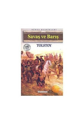 SAVAŞ VE BARIŞ - Lev Nikolayeviç Tolstoy