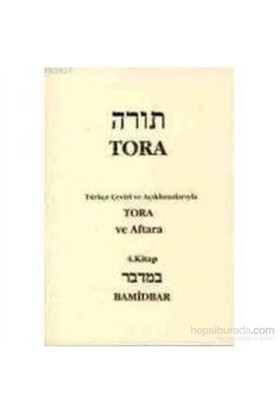 Tora Ve Aftara Vayikra 3. Kitap