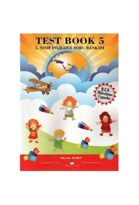 Test Book-5 (5. Sınıf İngilizce Soru Bankası) - Murat Kurt