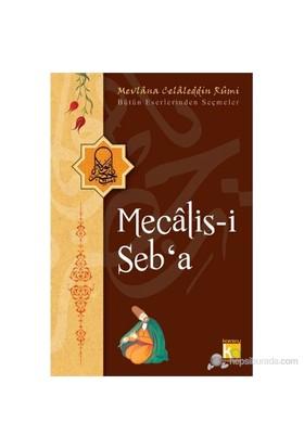 Mecalis-İ Seb'A-Mevlana Celaleddin Rumi