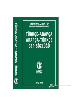 Türkçe-Arapça Arapça-Türkçe Cep Sözlüğü-Kolektif