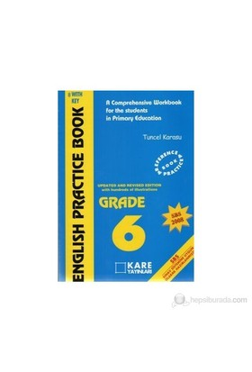 English Practice Book Grade 6 A Comprehensive Workbook For The Students İn Primary Education