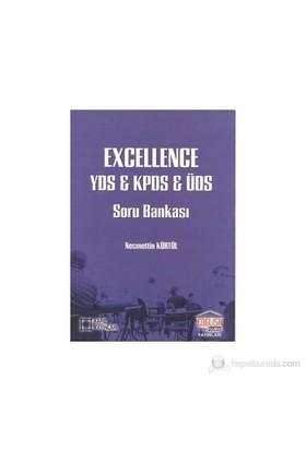 Excellence Yds & Kpds & Üds Soru Bankası - Necmettin Kürtül