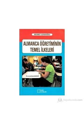 Almanca Öğretiminin Temel İlkeleri