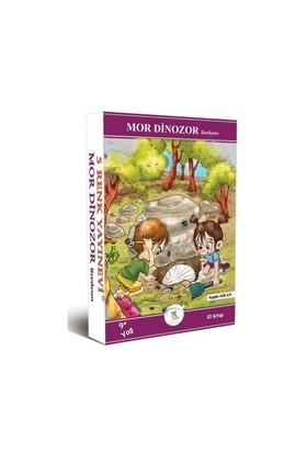 3. Ve 4.Sınıf Mor Dinozor Kıvılcım Hikaye Seti İlkokul