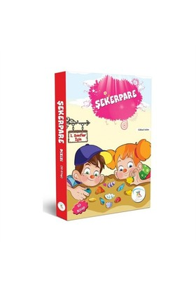 1.Sınıf Şekerpare Dizisi Hikaye Seti (10 Kitap) İlkokul