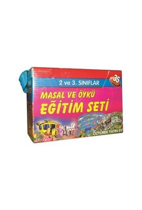 Masal Ve Öykü Eğitim Seti (35 Kitap) İlkokul 2. Ve 3.Sınıflar için - Mustafa Salman
