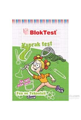 7. Sınıf Fen ve Teknoloji Yaprak Test