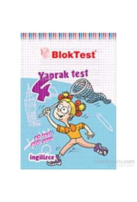 4. Sınıf İngilizce Yaprak Test-Kolektif