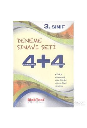 Bloktest 3. Sınıf Deneme Sınavı Seti 44-Kolektif