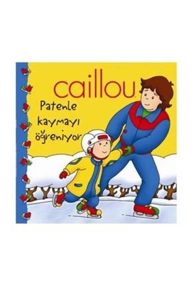 Caillou - Patenle Kaymayı Öğreniyor