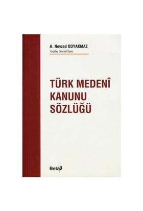 Türk Medeni Kanunu Sözlüğü