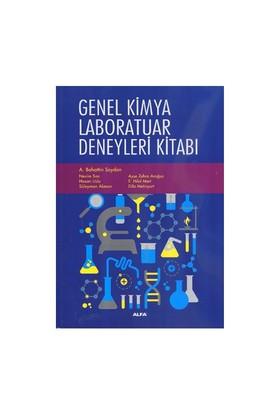 Genel Laboratuar Deneyleri Kitabı-Dila Metinyurt