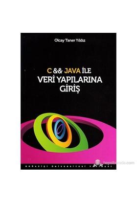 C && Java ile Veri Yapılarına Giriş - Olcay Taner Yıldız